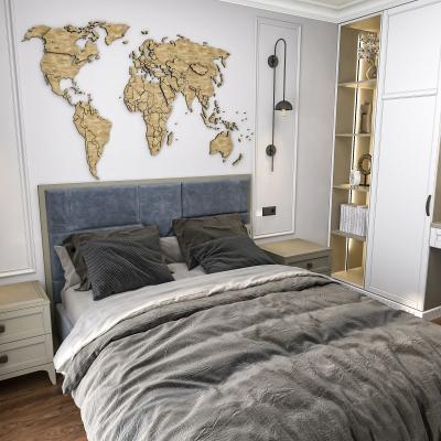 Dormitor in stil modern